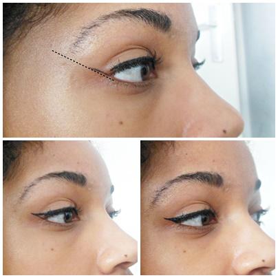 Eyeliner technique